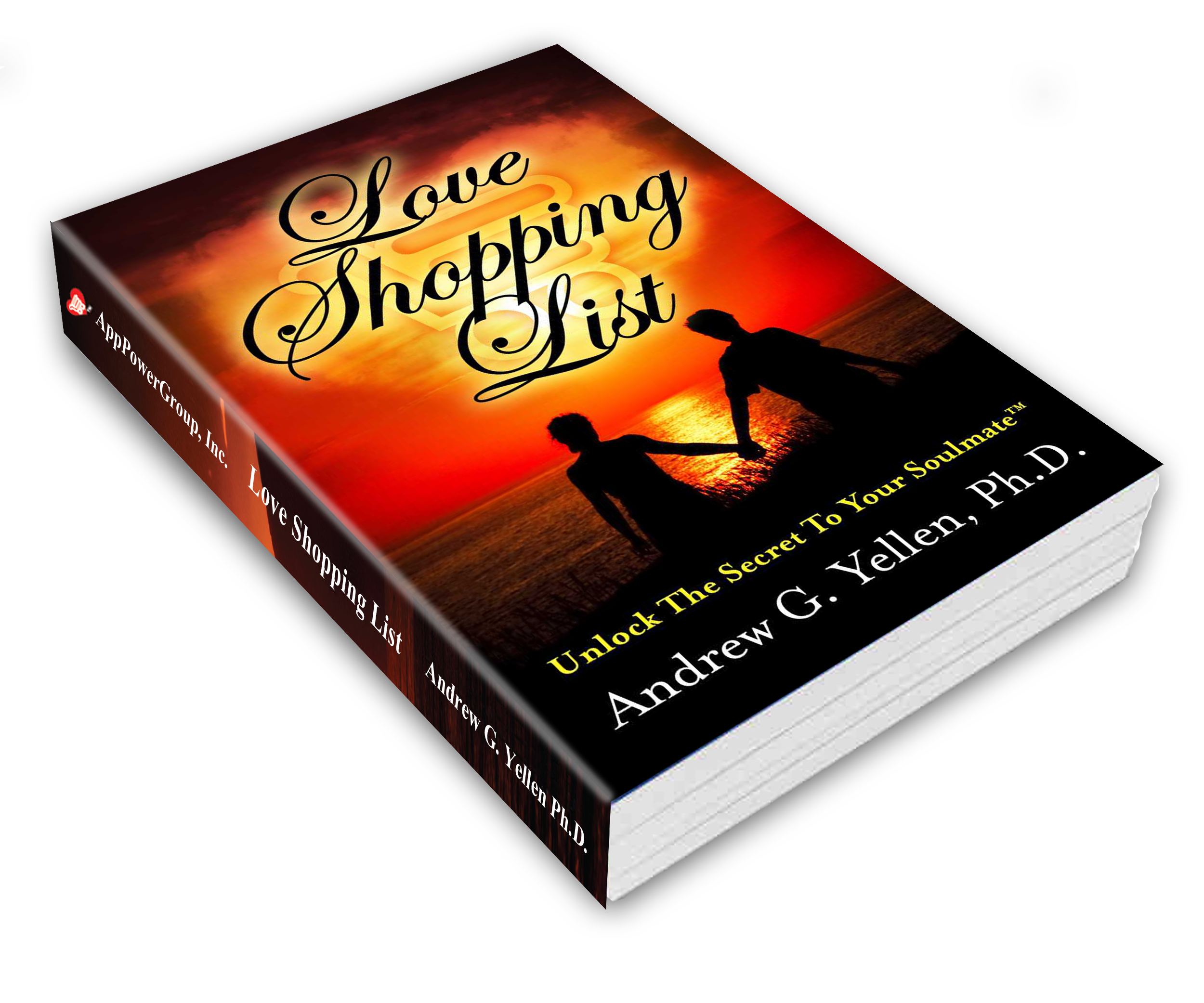 The Love Shopping List Book