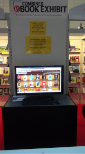 eBook Display at The Frankfurt Show